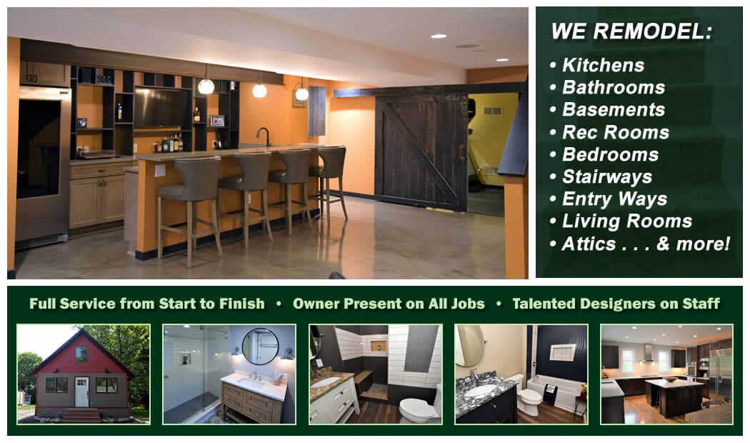 Bathroom Remodeling Janesville Wi stone leaf remodeling   kitchen remodeling   bathroom remodeling